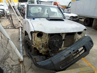 Chasis cabina Nissan 2012
