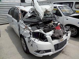 Vehiculo Chevrolet 2015