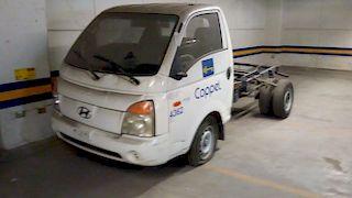Chasis Cabina Dodge 2010