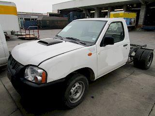 Chasis cabina Nissan 2011
