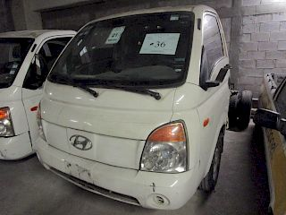 Chasis cabina Dodge 2008