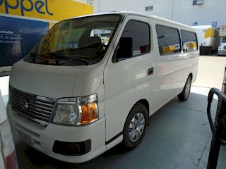 Pasajeros Nissan 2009