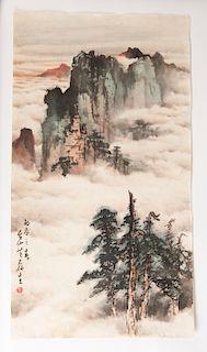 Lui-Sang Wong (Chinese, 20th Century)