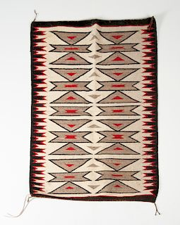 Navajo Geometric Weaving