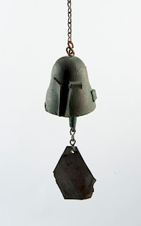 Paolo Soleri Bronze Windbell