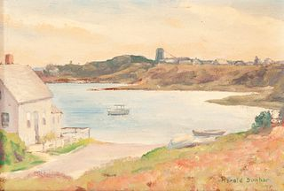Harold Dunbar (Massachusetts, 1882-1953)
