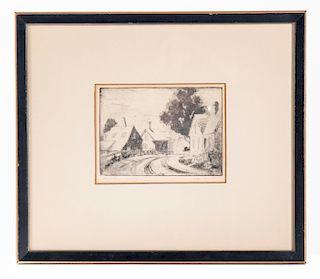 5 pcs Talbot Alden Turner (Pennsylvania, 20th C.)