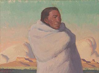 Logan Maxwell Hagege b. 1980   At Sunset