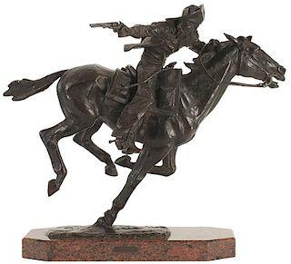 Harry Jackson 1924 - 2011  CAA, NAWA, NSS   Pony Express II