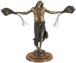 Dave McGary 1958 - 2013   My Heart is the Eagle (Sundance at Fools Crow)