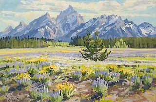 Conrad Schwiering 1916 - 1986 NAWA   Pilgrim Creek Meadows
