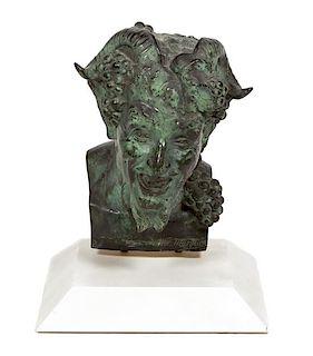 Alix Marquez, (20th Century), Bust of a Centaur
