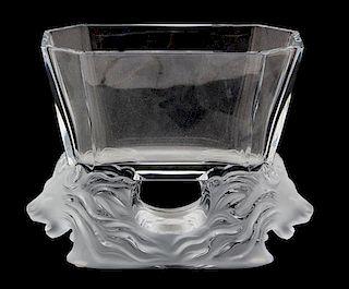 """Lalique, (Post-1945), """"Venise"""" Vase"""