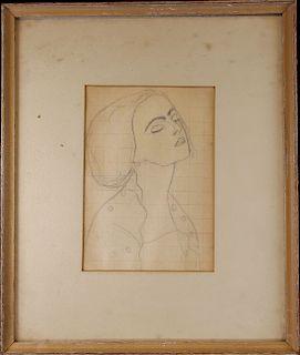 Attr. Gustav Klimt (1862 - 1918)