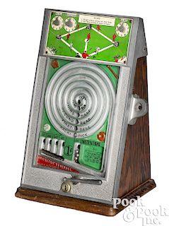 Baseball World Champion trade stimulator