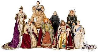 Liberty of London dolls
