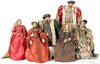 Liberty of London personality dolls