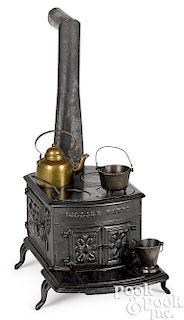 Philadelphia Stove Works Little Fanny stove