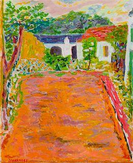 Jules Cavaillès, (French, 1901-1977), La Ferme