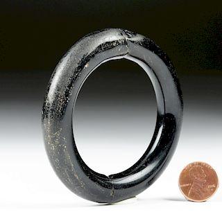 Roman Holy Land Glass Bracelet