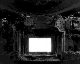 Paramount Theatre, Newark, 2015 - Hiroshi Sugimoto