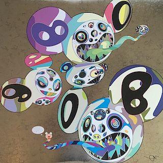 Spiral - Takashi Murakami