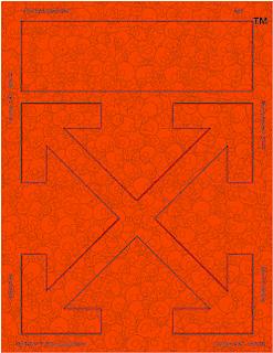 Memento Mori Orange - Takashi Murakami