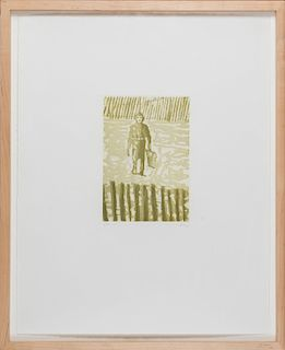 Untitled (from Blizzard '77), 1997