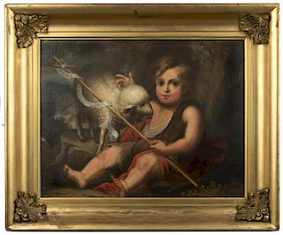 Old Master 18th Century Painting