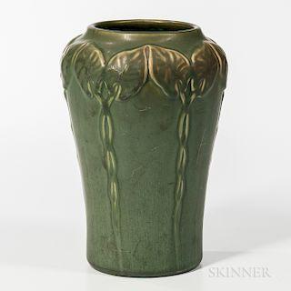 Hampshire Pottery Vase