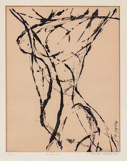 Herschel Levit (American, 1912-1986)  Torso