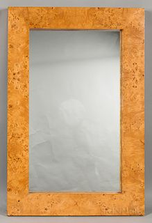 Burlwood Mirror