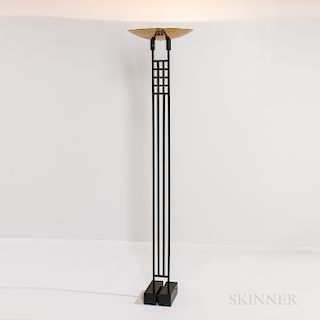 George Kovacs Torchiere Lamp