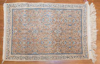 Persian Nain rug, approx. 2.8 x 3.10