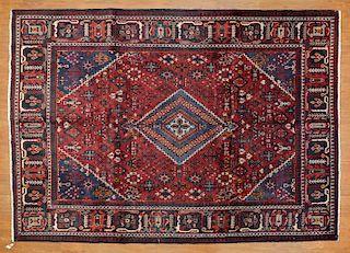 Persian Josheghan rug, approx. 7.3 x 10.2