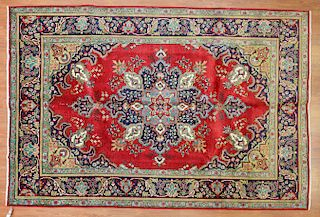 Persian Meshed rug, approx. 6.7 x 9.10