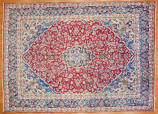 Persian Meshed carpet, approx. 8.7 x 11.10
