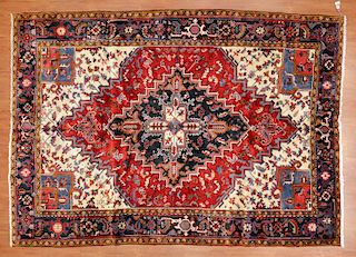 Persian Herez rug, approx. 6.8 x 9.9