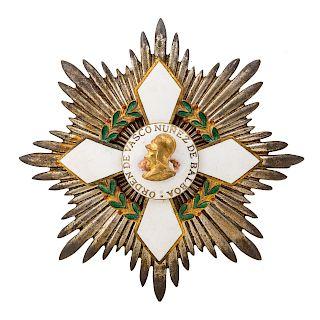 Panama: Order of Vasco Nunez de Balboa