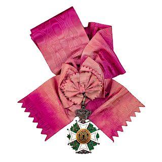 Belgium: Order of Leopold II