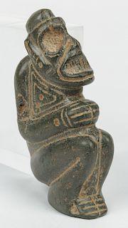 Taino Full Figure Anthropic Cemi (1000-1500 CE)