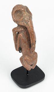 Taino Figural Pendant (1000-1500 CE)