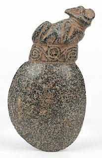 Taino Heavy Granite Ax (1000-1500 CE)