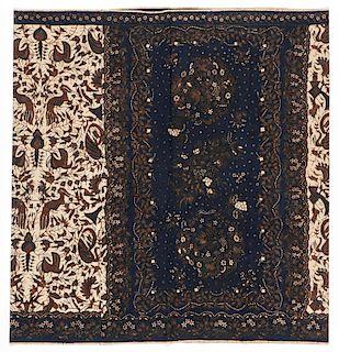 Old Indonesian Tulis Batik Sarong
