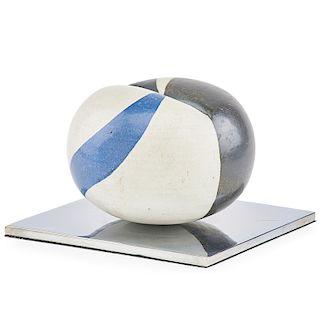 HARRISON McINTOSH Untitled sculpture