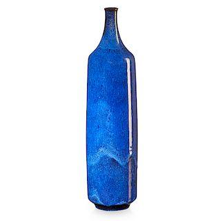 GERTRUD & OTTO NATZLER Tall vase