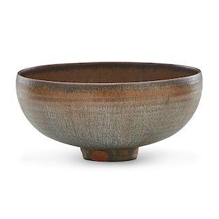 GERTRUD & OTTO NATZLER Rare bowl