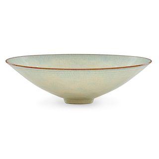 GERTRUD & OTTO NATZLER Low flaring bowl
