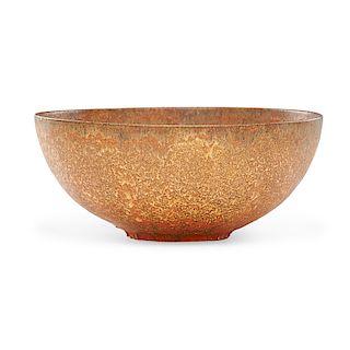 GERTRUD & OTTO NATZLER Bowl