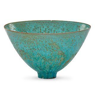 GERTRUD & OTTO NATZLER Flaring bowl